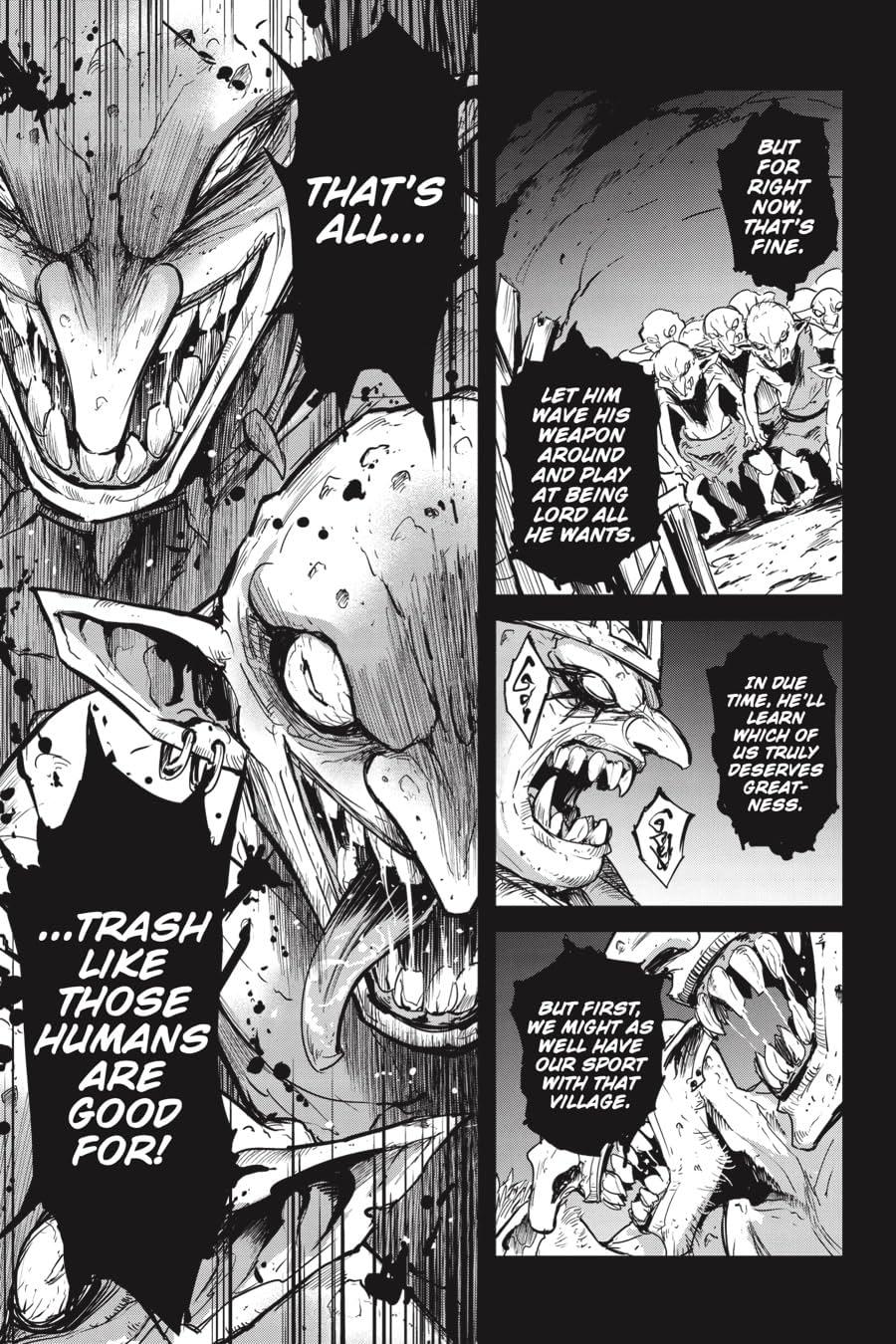 Goblin Slayer Side Story: Year One #61