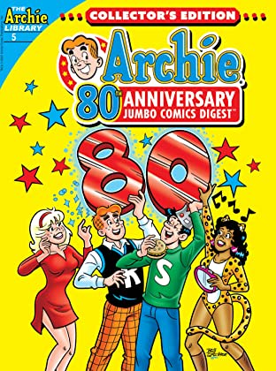 Archie 80th Anniversary Digest #5