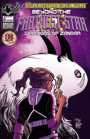 Beyond the Farthest Star: Warriors of Zandar #2