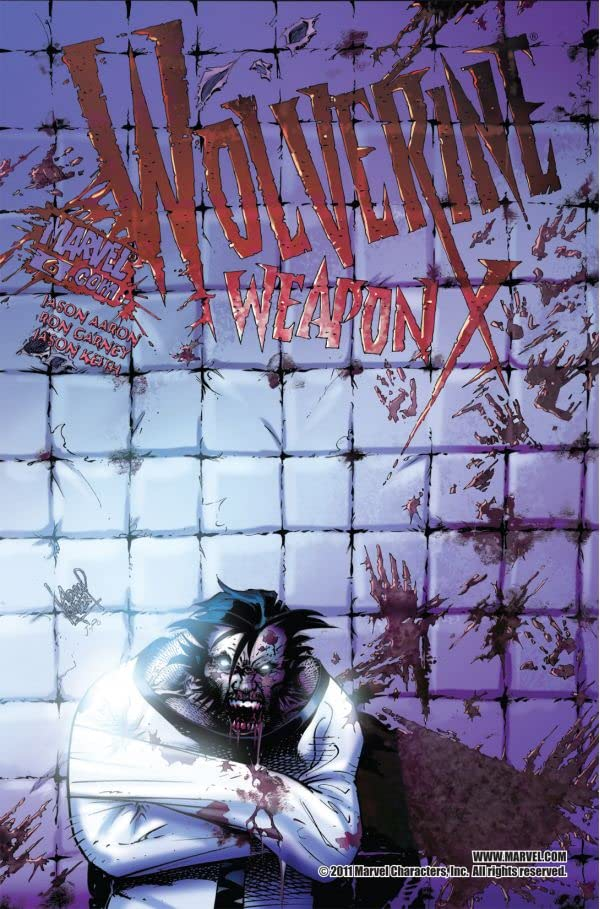 Wolverine: Weapon X #6