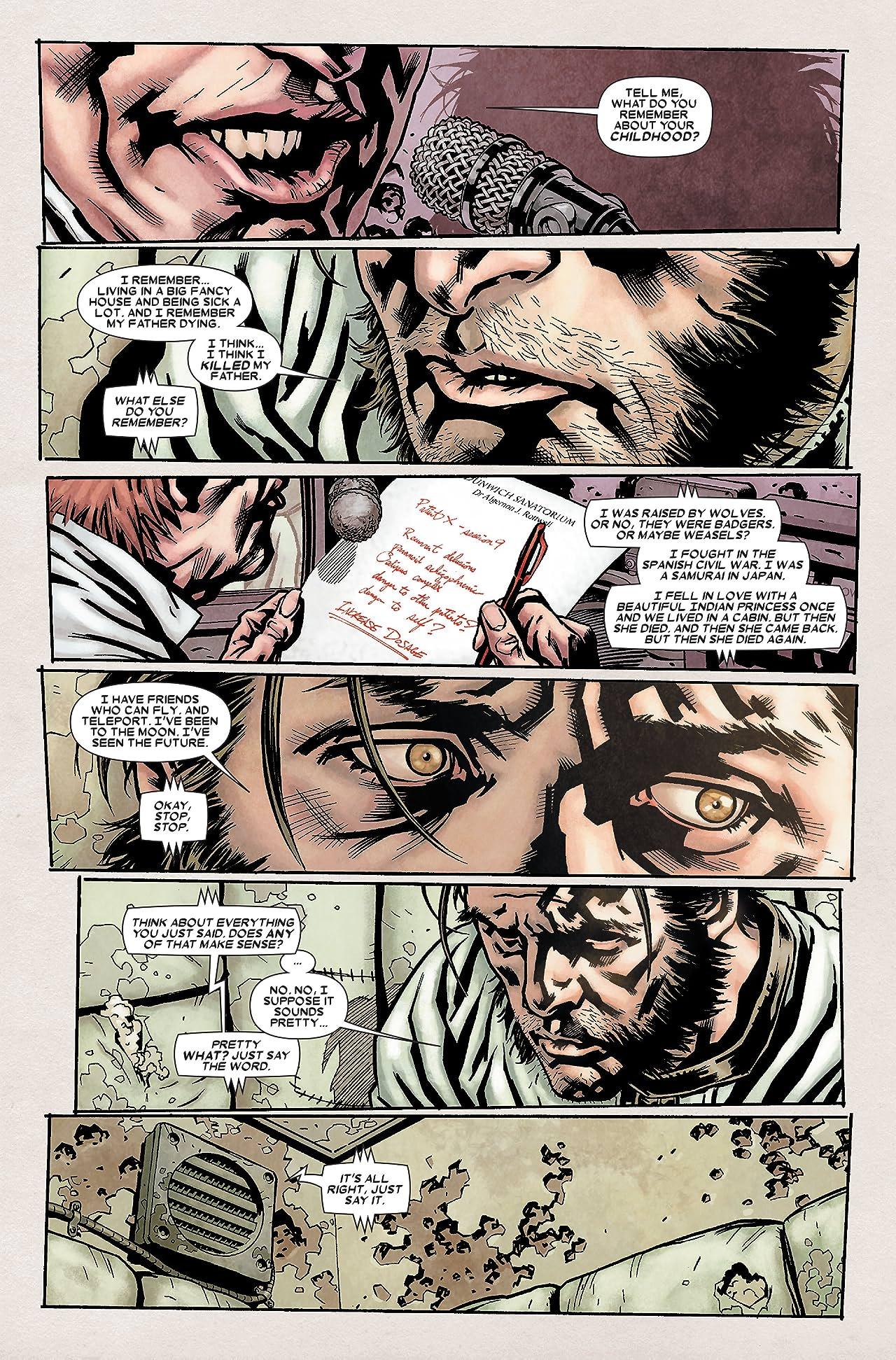 Wolverine: Weapon X #6