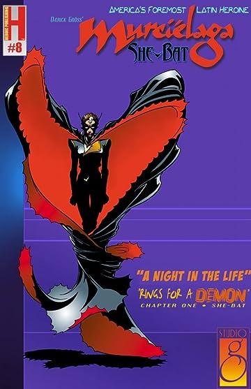 Murcielaga She-Bat  #8
