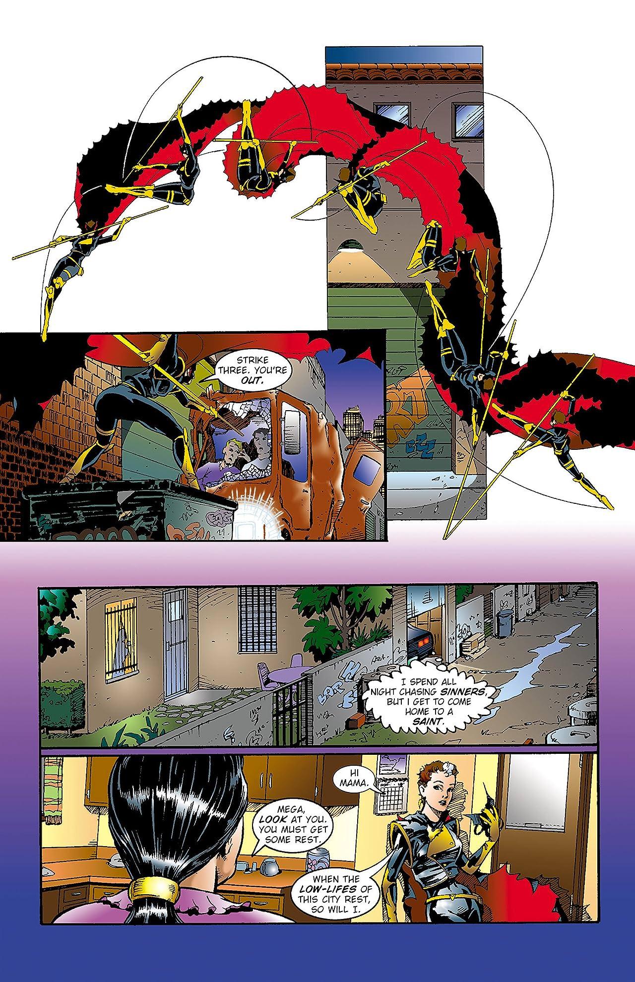 Murcielaga She-Bat  #9