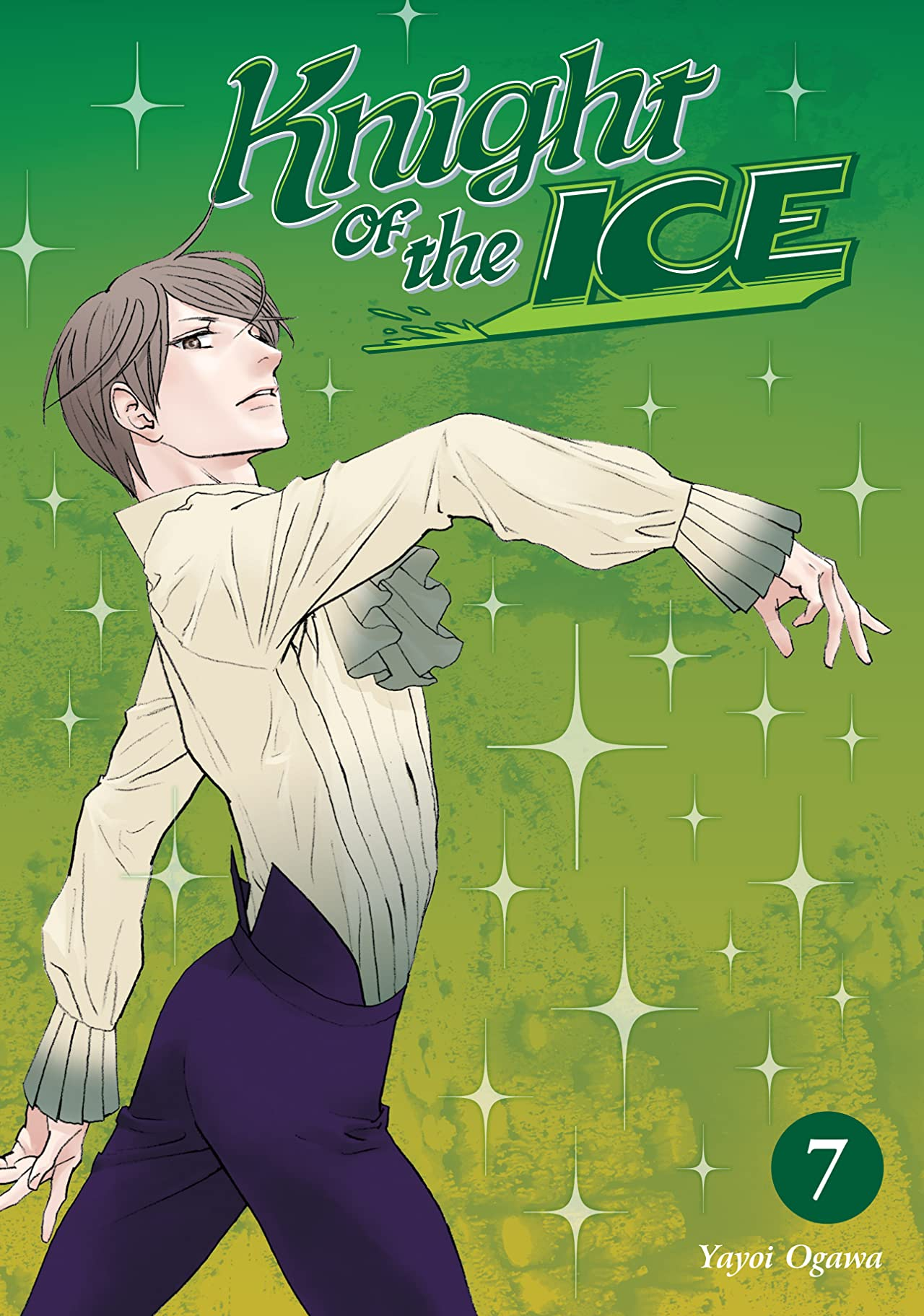 Knight of the Ice Vol. 7