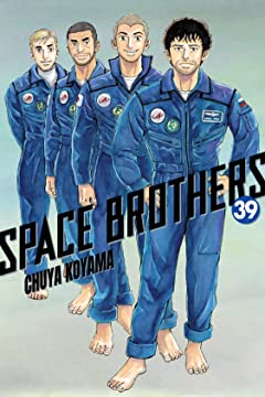 Space Brothers Vol. 39