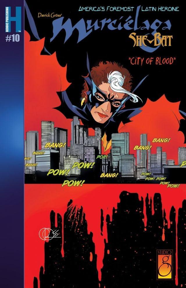 Murcielaga She-Bat  #10