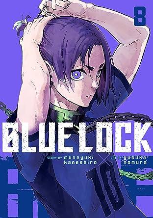 Blue Lock Tome 8