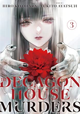 The Decagon House Murders Tome 3