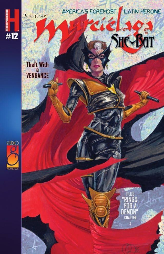 Murcielaga She-Bat  #13