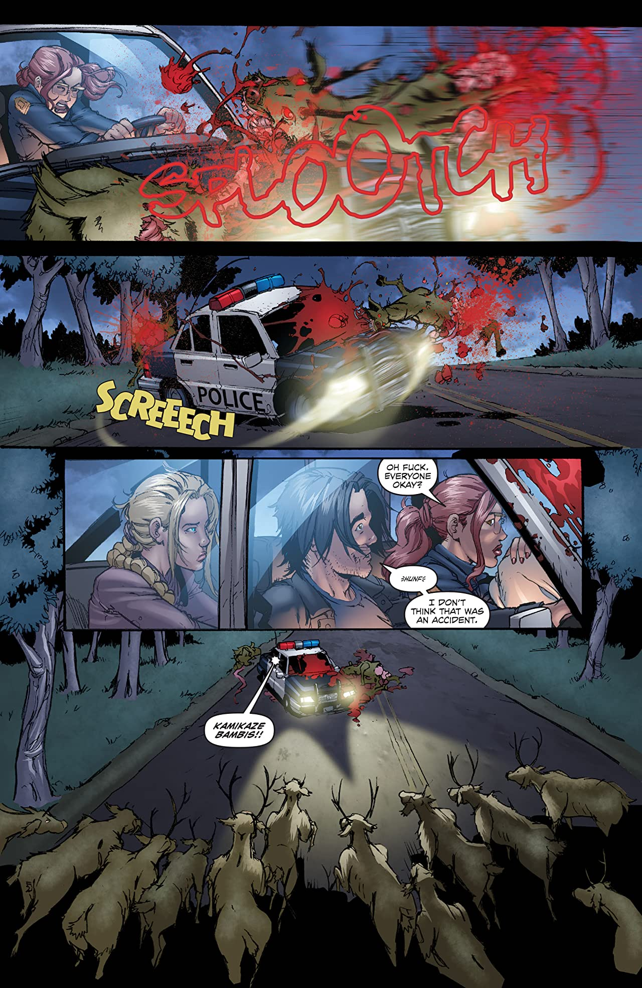 Hack/Slash (2011-2013) #3