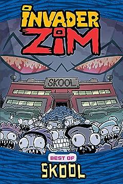 Invader Zim Best of Skool