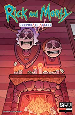 Rick and Morty: Corporate Assets #1
