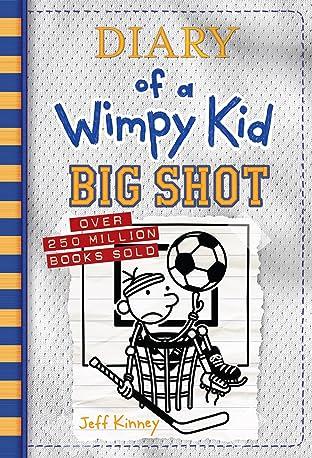 Diary of a Wimpy Kid Vol. 16: Big Shot