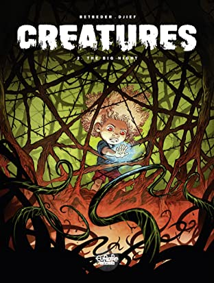Creatures Tome 2: The Big Night