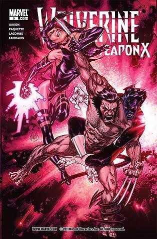 Wolverine: Weapon X #9