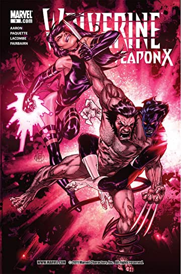 Wolverine: Weapon X #9