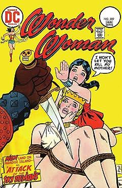 Wonder Woman (1942-1986) #209