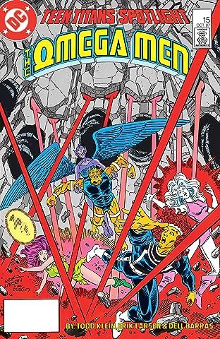 Teen Titans Spotlight (1986-1988) #15