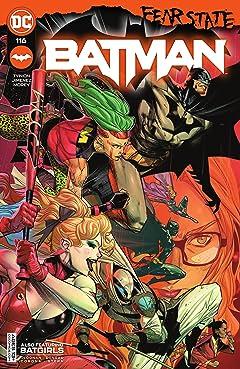 Batman (2016-) #116