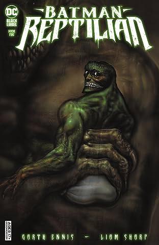 Batman: Reptilian (2021-) #5