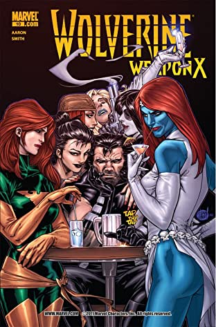 Wolverine: Weapon X #10