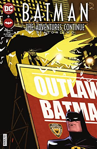 Batman: The Adventures Continue (2020-) #6: Season Two