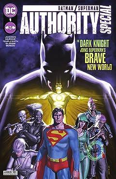 Batman/Superman (2019-2021) #1: Authority Special