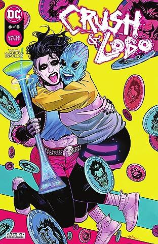 Crush & Lobo (2021-) No.6