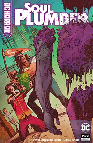 DC Horror Presents: Soul Plumber (2021-) #2