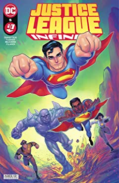 Justice League Infinity (2021-) #5
