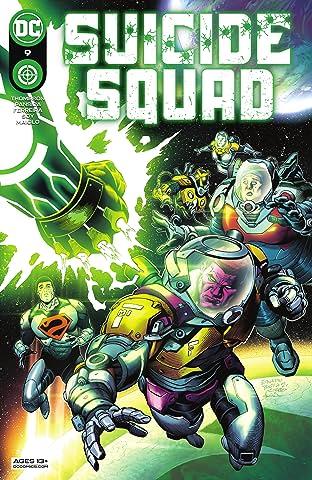 Suicide Squad (2021-) No.9