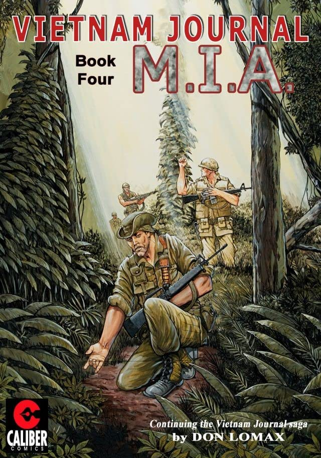 Vietnam Journal Vol. 4: M.I.A.