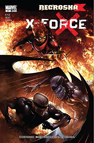 X-Force (2008-2012) No.21