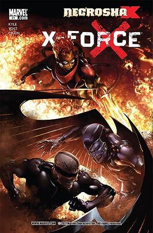 X-Force (2008-2012) #21