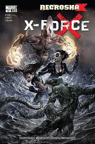 X-Force (2008-2012) #22