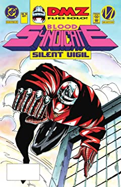 Blood Syndicate (1993-1995) No.18