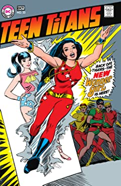 Teen Titans (1966-1978) No.23