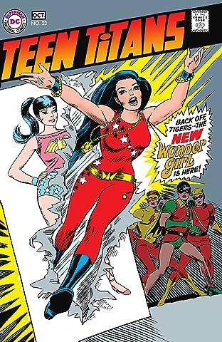 Teen Titans (1966-1978) #23