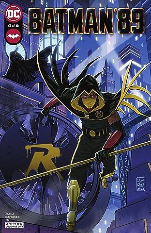 Batman '89 (2021-) #4