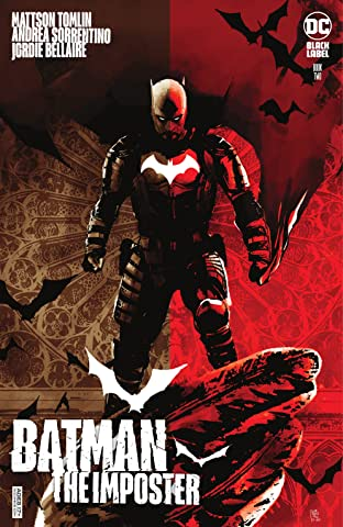 Batman: The Imposter (2021) #2