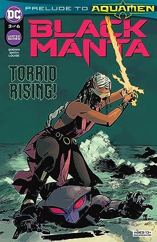 Black Manta (2021-) #3