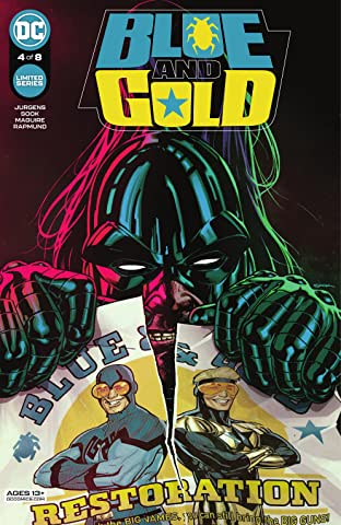 Blue & Gold (2021-) #4