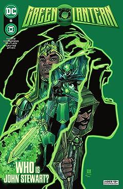 Green Lantern (2021-) #8