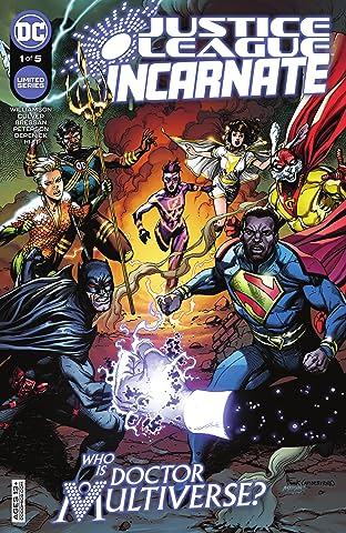 Justice League Incarnate (2021-) #1