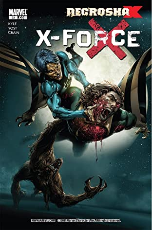 X-Force (2008-2012) No.23