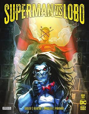 Superman vs. Lobo (2021-) #2