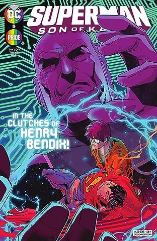 Superman: Son of Kal-El (2021-) #5