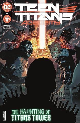 Teen Titans Academy (2021-) #8