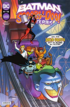 The Batman & Scooby-Doo Mysteries (2021-) #8