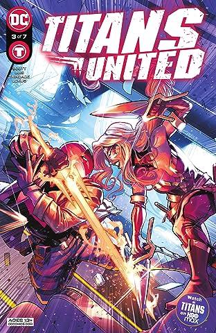 Titans United (2021-) #3